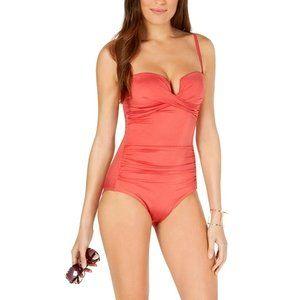 Calvin Klein Bandeau Tummy-Control 1-P Swimsuit 14
